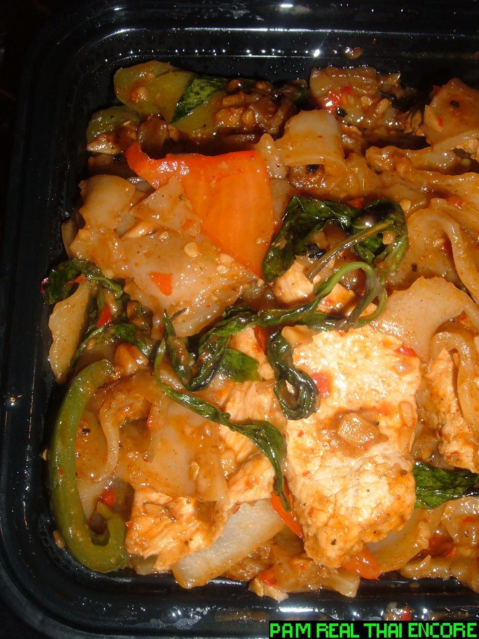 Midtown Drunken Noodle ShowdownTopaz vs Pam Real Thai Encore