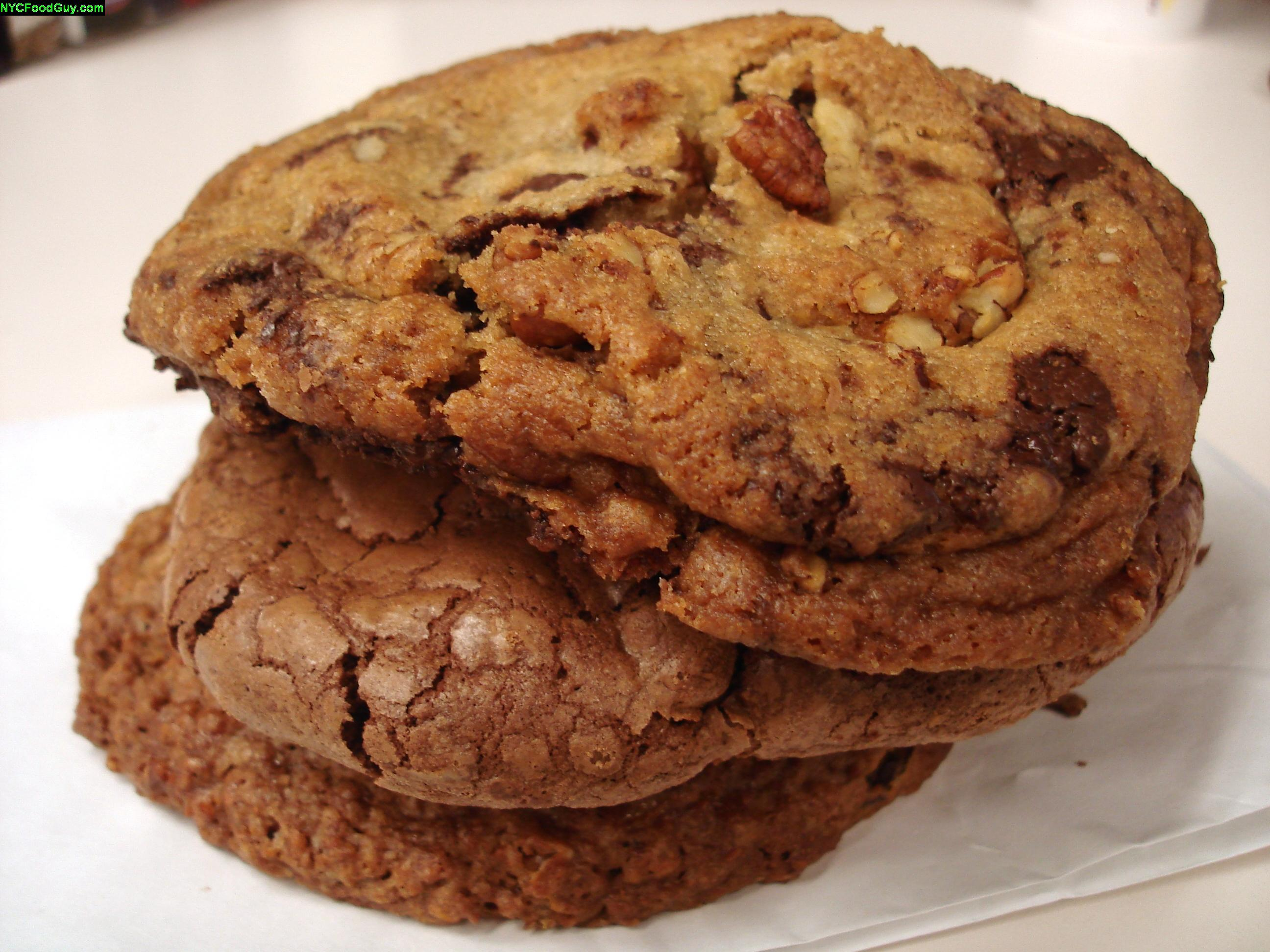 NYC Cookies: Petrossian is no Levain but… | NYC Food Guy