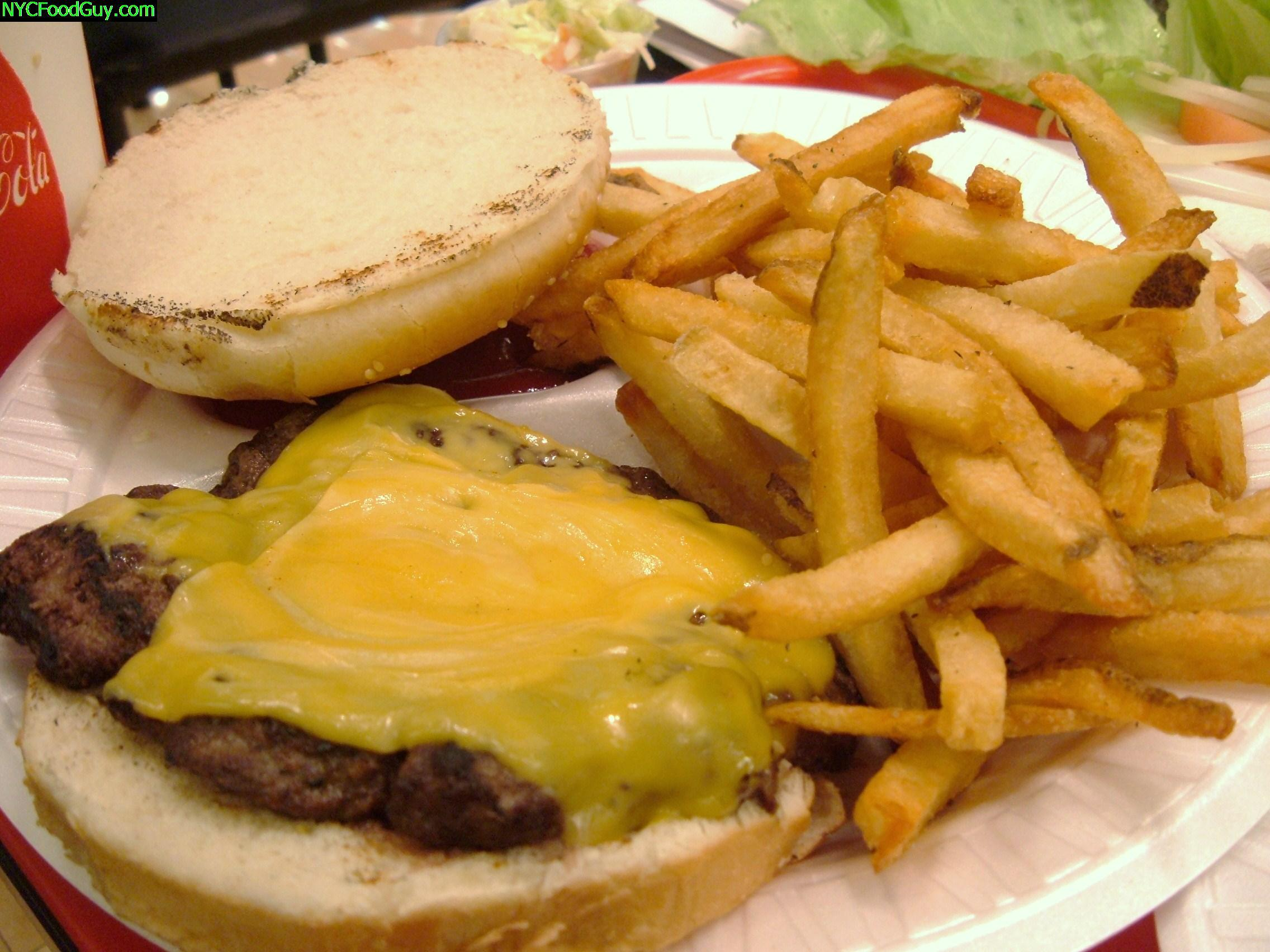 NYC Chicken & Burgers: Cookout Grill Disappoints | NYC ...