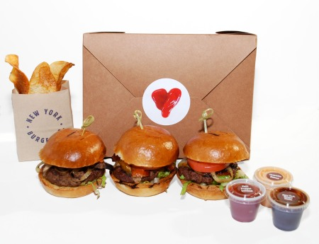 burgerbouquet