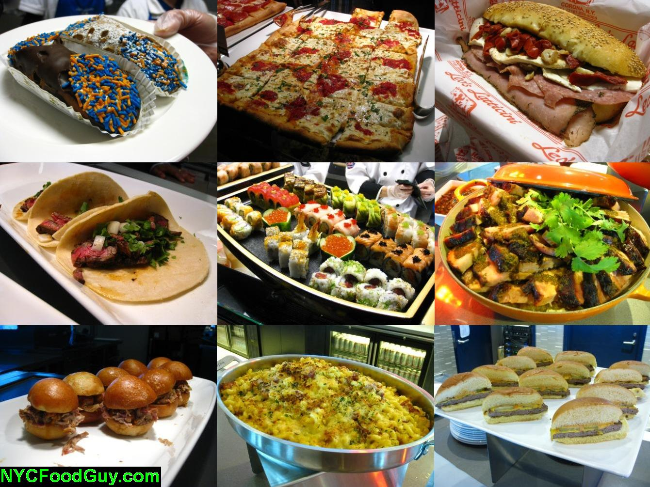 Citi Field Food Preview: A Culinary Revolution | NYC Food Guy